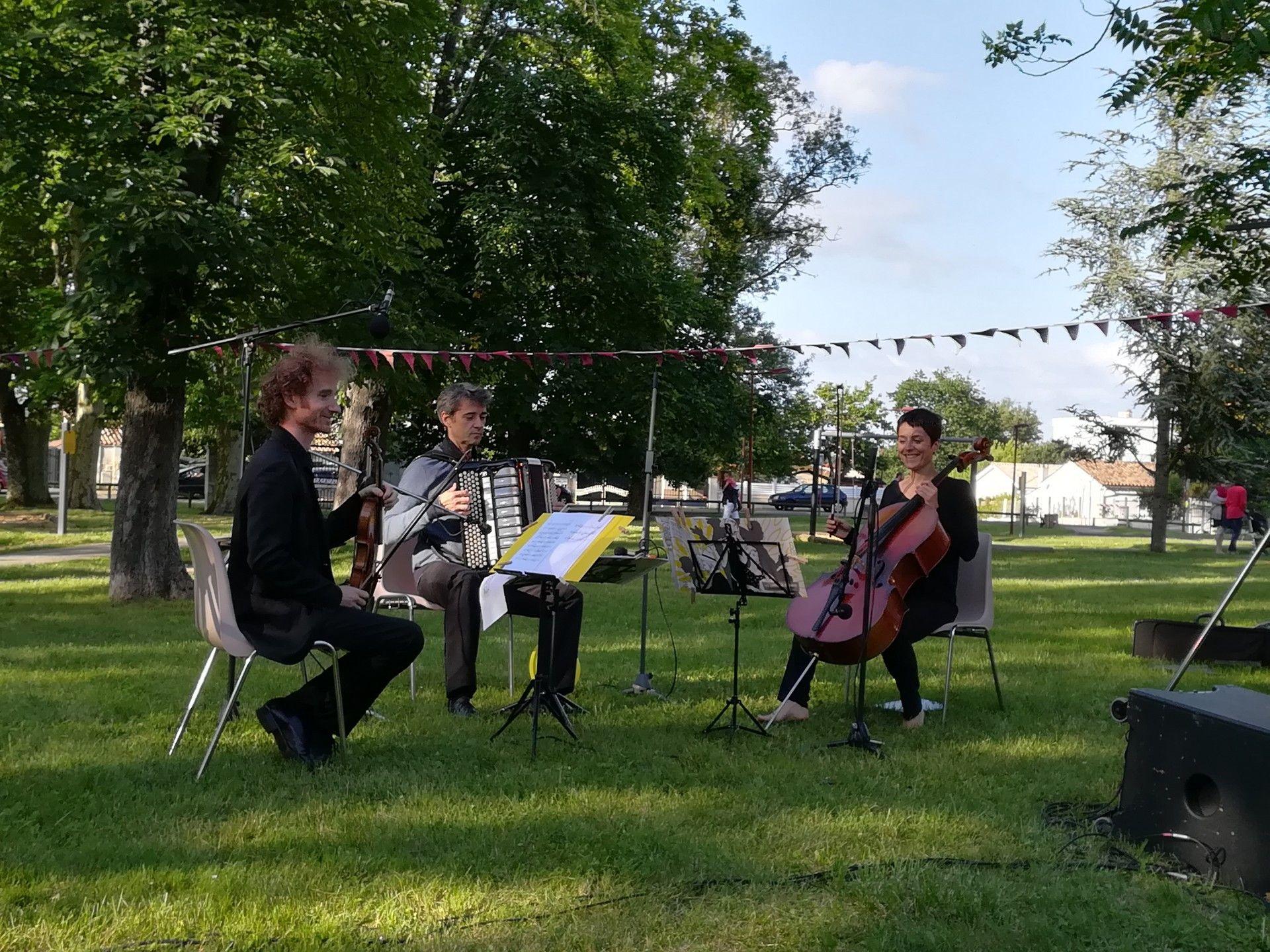 Concert de musique classique - Floirac