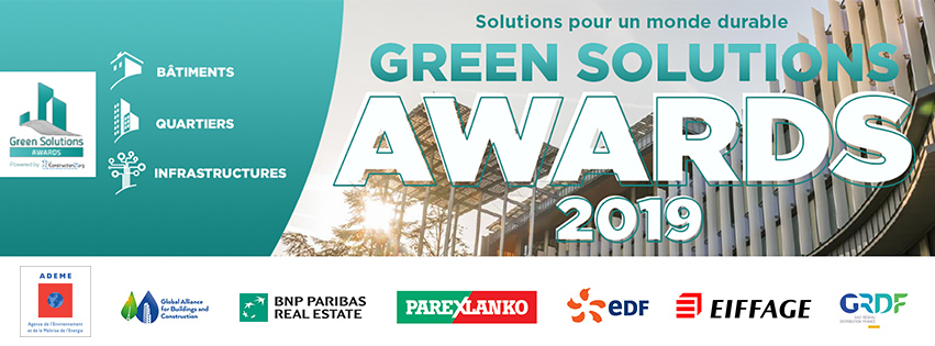 Florestine - Green Solutions Awards